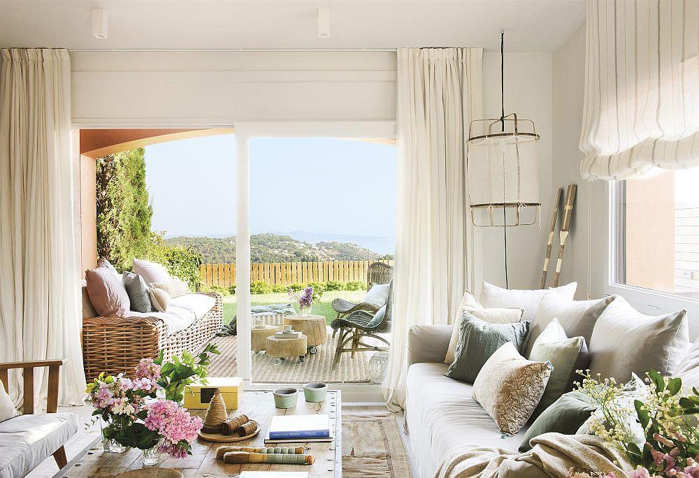 adelaparvu.com despre casa in stil marin Costa Brava, casa cu terasa, designer Pia Capdevila (2)