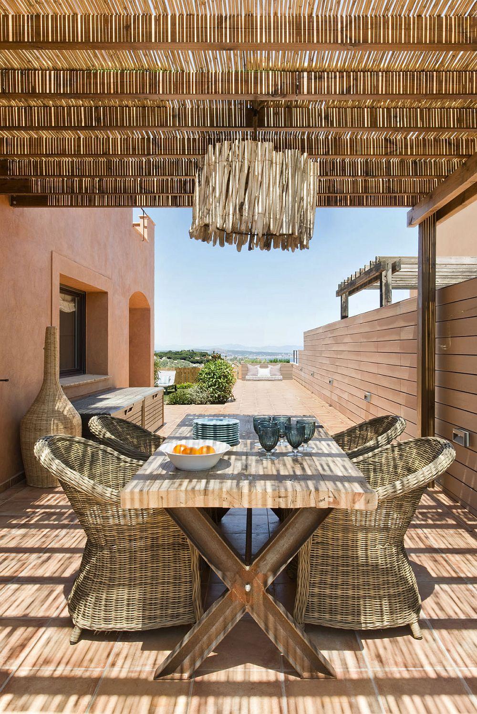 adelaparvu.com despre casa in stil marin Costa Brava, casa cu terasa, designer Pia Capdevila (4)