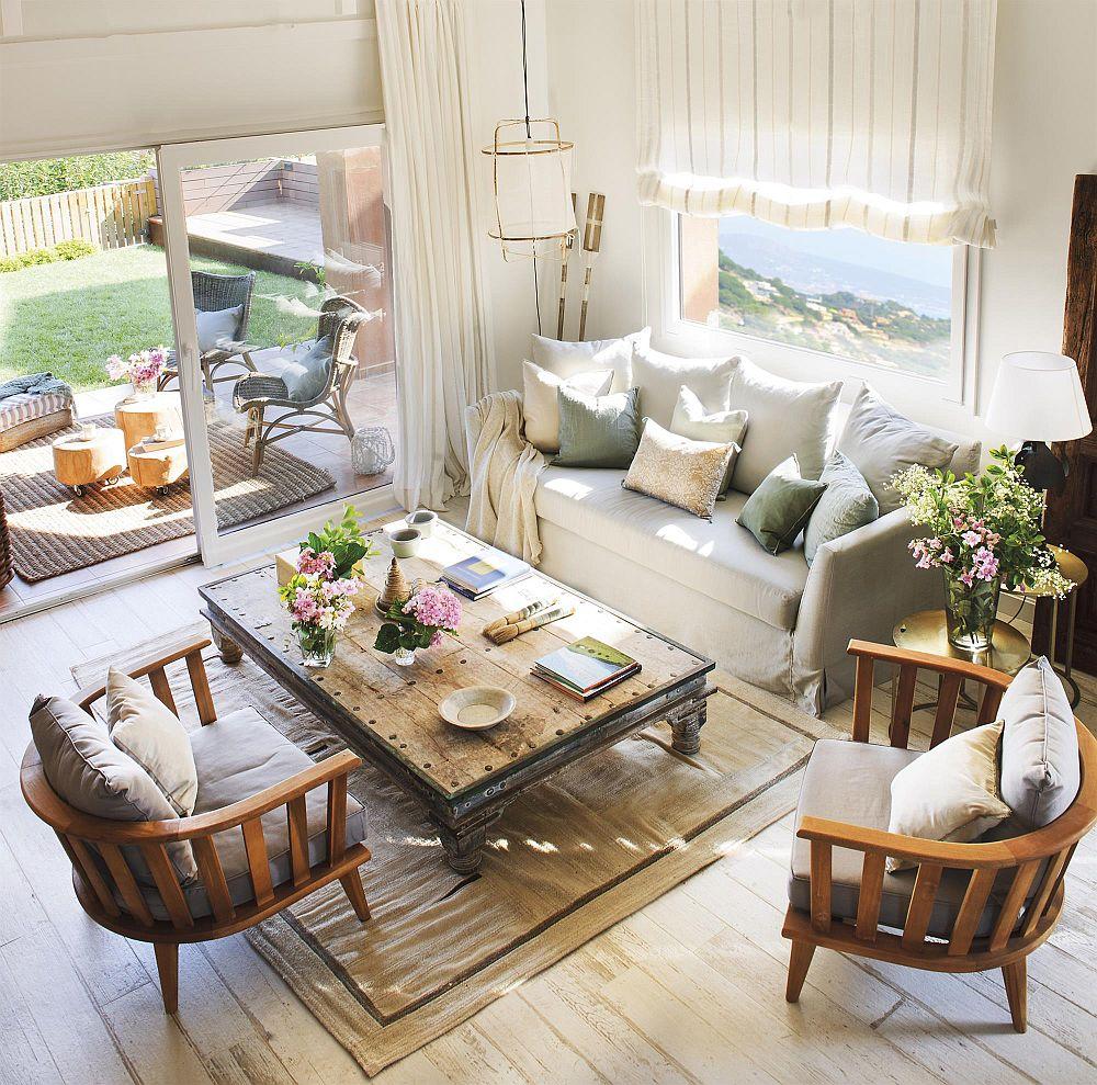 adelaparvu.com despre casa in stil marin Costa Brava, casa cu terasa, designer Pia Capdevila (5)