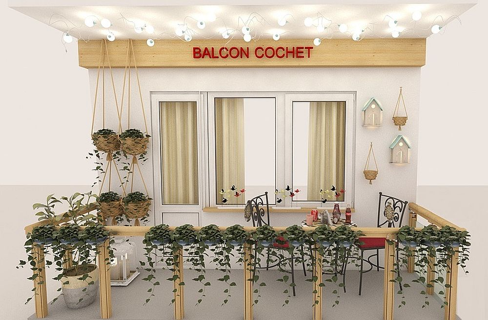 adelaparvu.com despre idei amenajare balcon, produse Auchan, design Andreea Besliu, Adela Parvu (1)
