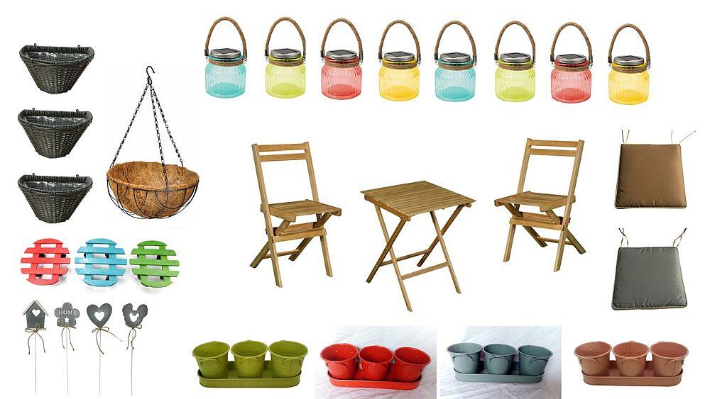 Produse de la Auchan care se potrivesc pentru o amenajare colorată, caldă și inspirată.