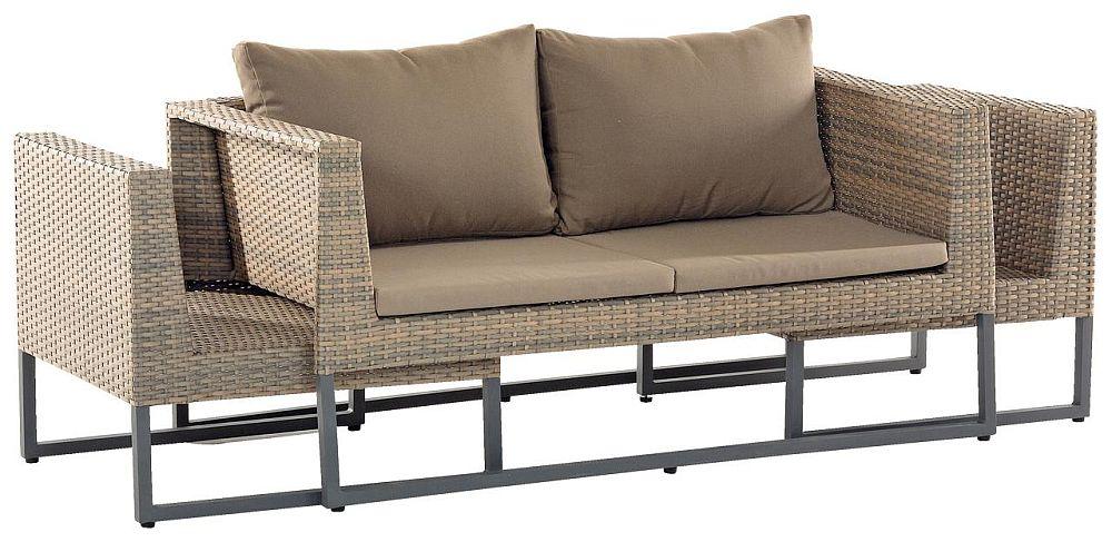 adelaparvu.com despre mobilier gradina 2018 de la kika, in foto model Diamond-2