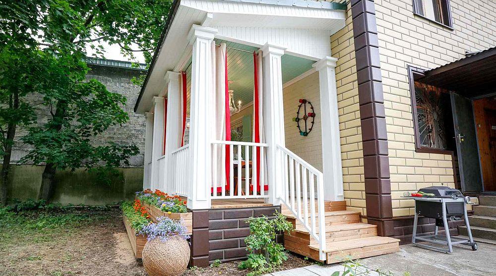 adelaparvu.com despre terasa adaugata casei, design Serghei Sagin, Foto Fazenda (3)