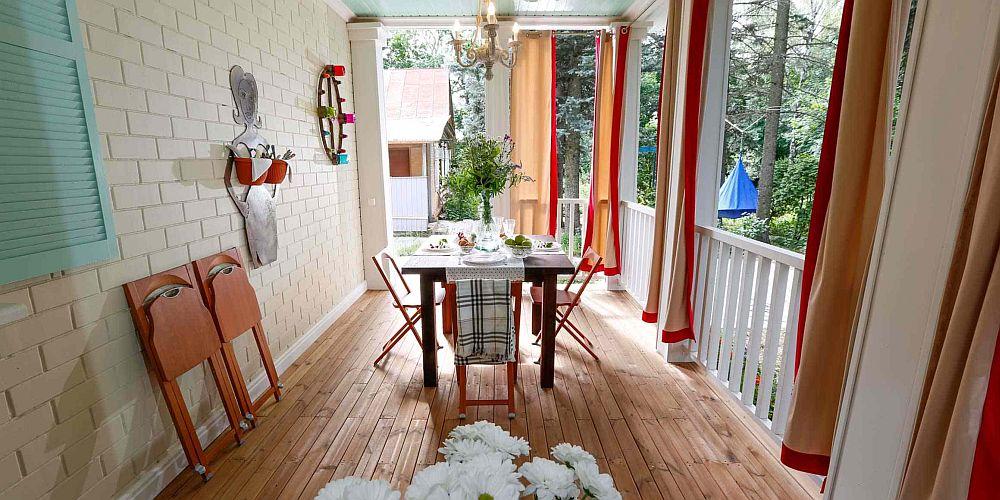 adelaparvu.com despre terasa adaugata casei, design Serghei Sagin, Foto Fazenda (9)