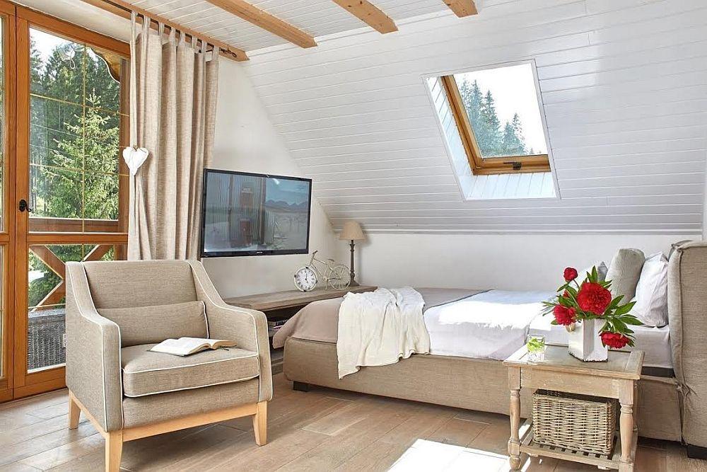 adelaparvuv.com despre casa cu terasa langa padure, Prowansalski Dom, Polonia (17)