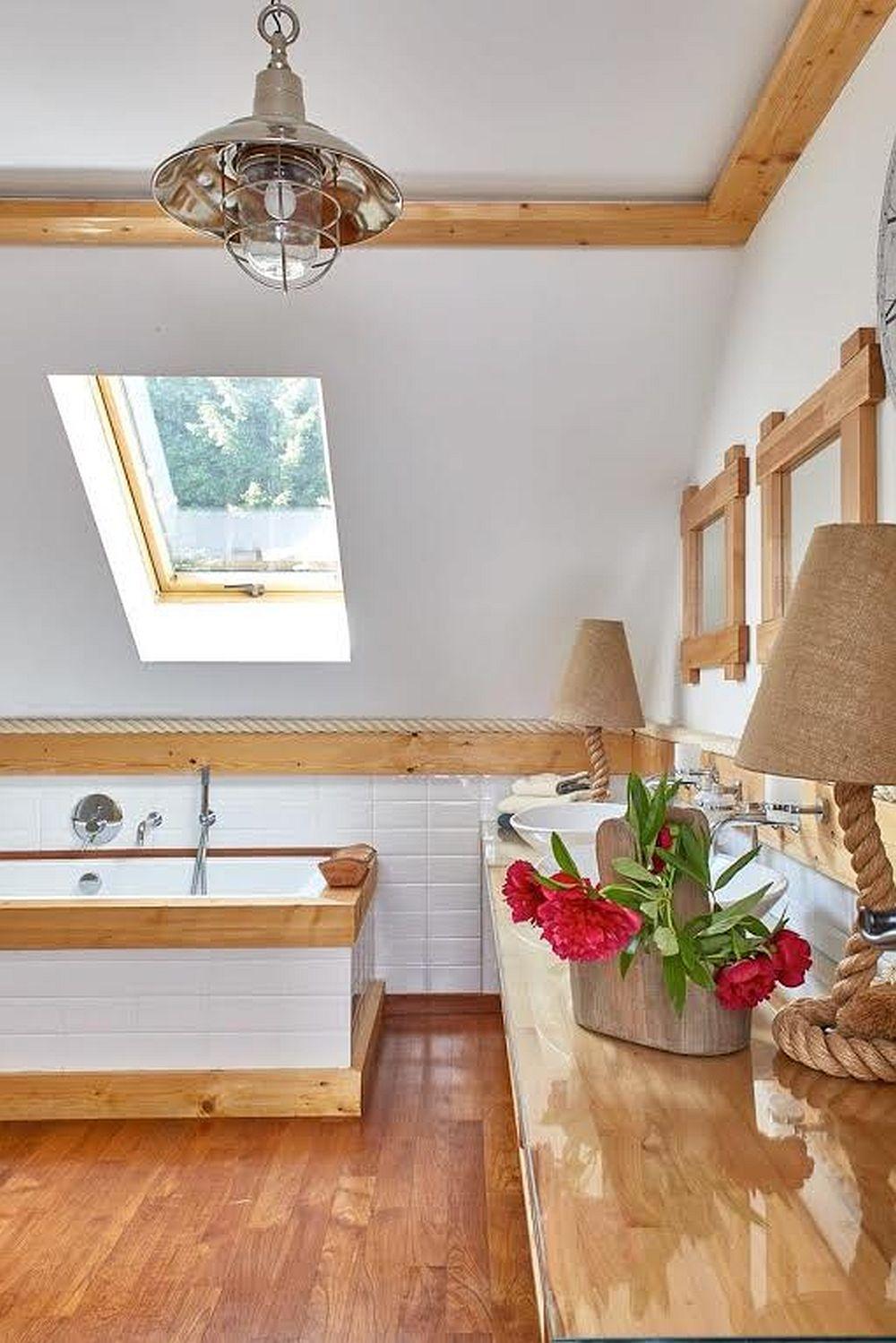 adelaparvuv.com despre casa cu terasa langa padure, Prowansalski Dom, Polonia (20)
