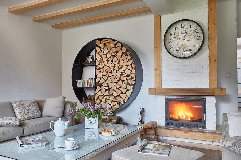 adelaparvuv.com despre casa cu terasa langa padure, Prowansalski Dom, Polonia (7)