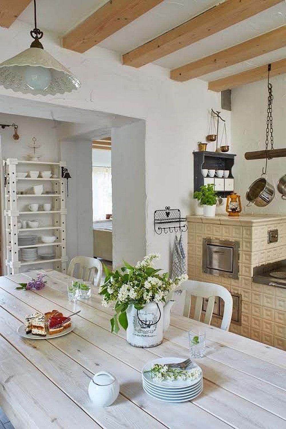 adelaparvuv.com despre casa cu terasa langa padure, Prowansalski Dom, Polonia (9)