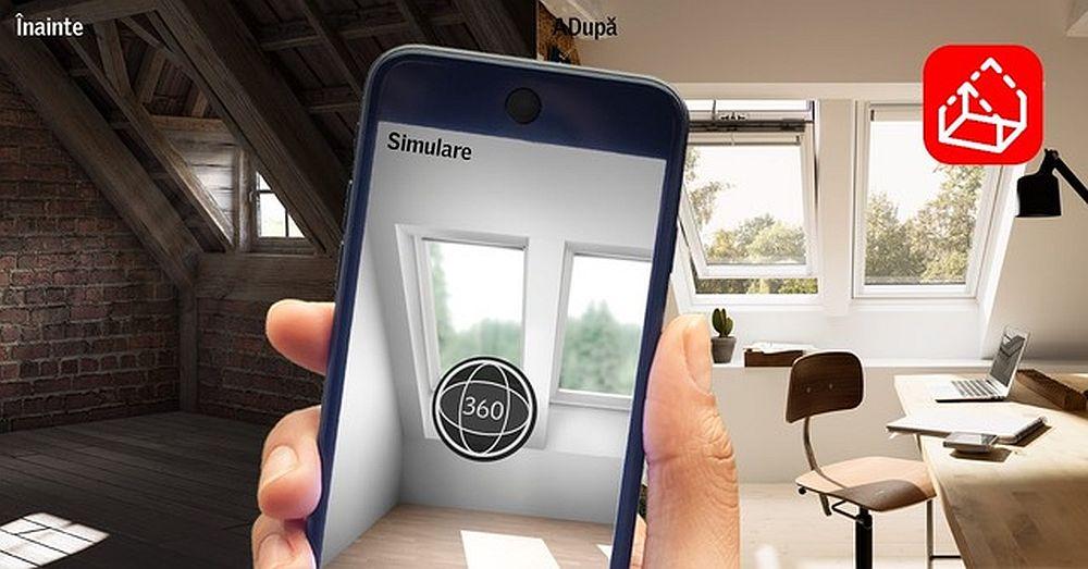 adelaparvu.com despre aplicatia MyDaylight de la Velux 3