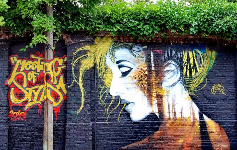 adelaparvu.com despre artistul graffiti Nicolas Flahaut alias Vyrus (1)