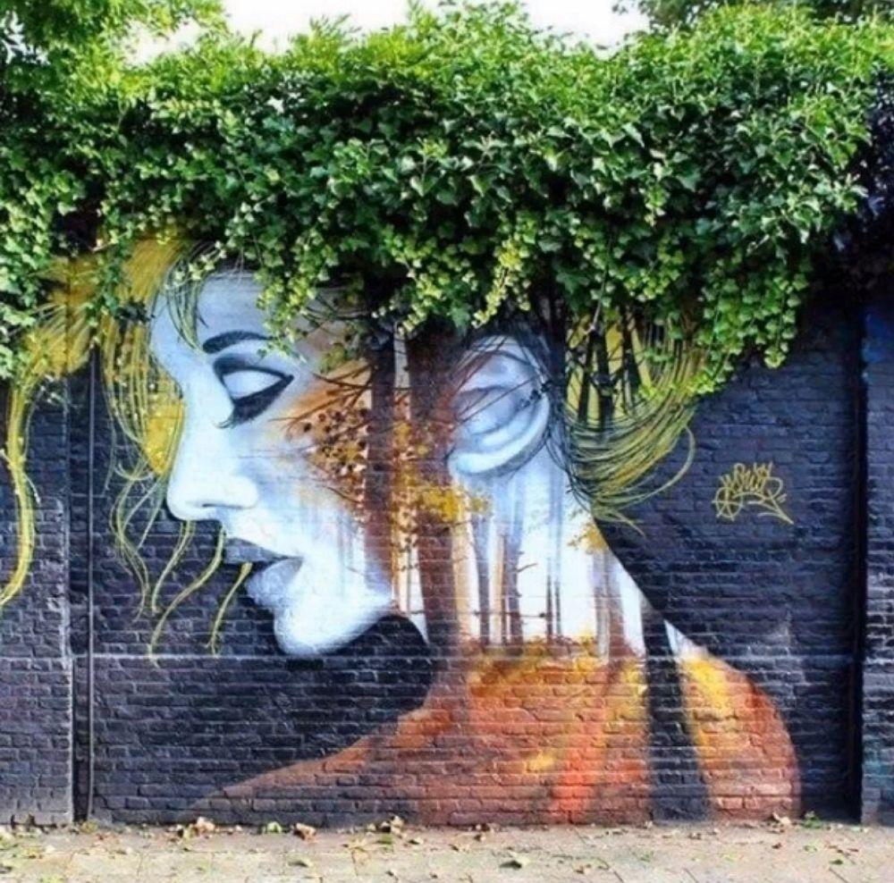 adelaparvu.com despre artistul graffiti Nicolas Flahaut alias Vyrus (2)
