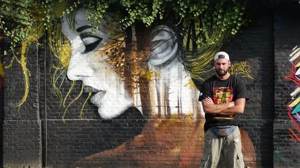 adelaparvu.com despre artistul graffiti Nicolas Flahaut alias Vyrus (3)