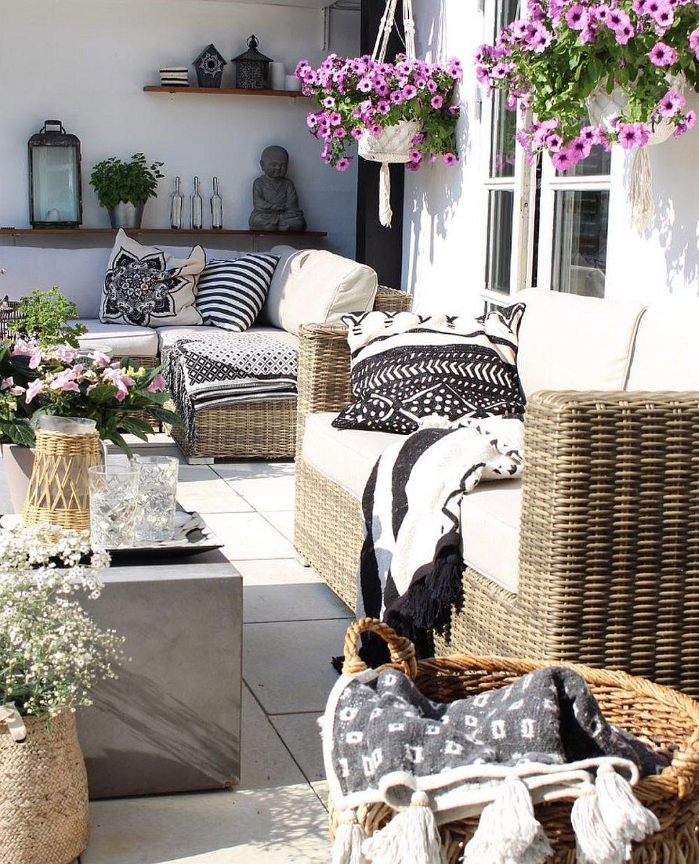 adelaparvu.com despre terasa in stil Nordic Boho, designer si foto Kristen Skovbon (2)