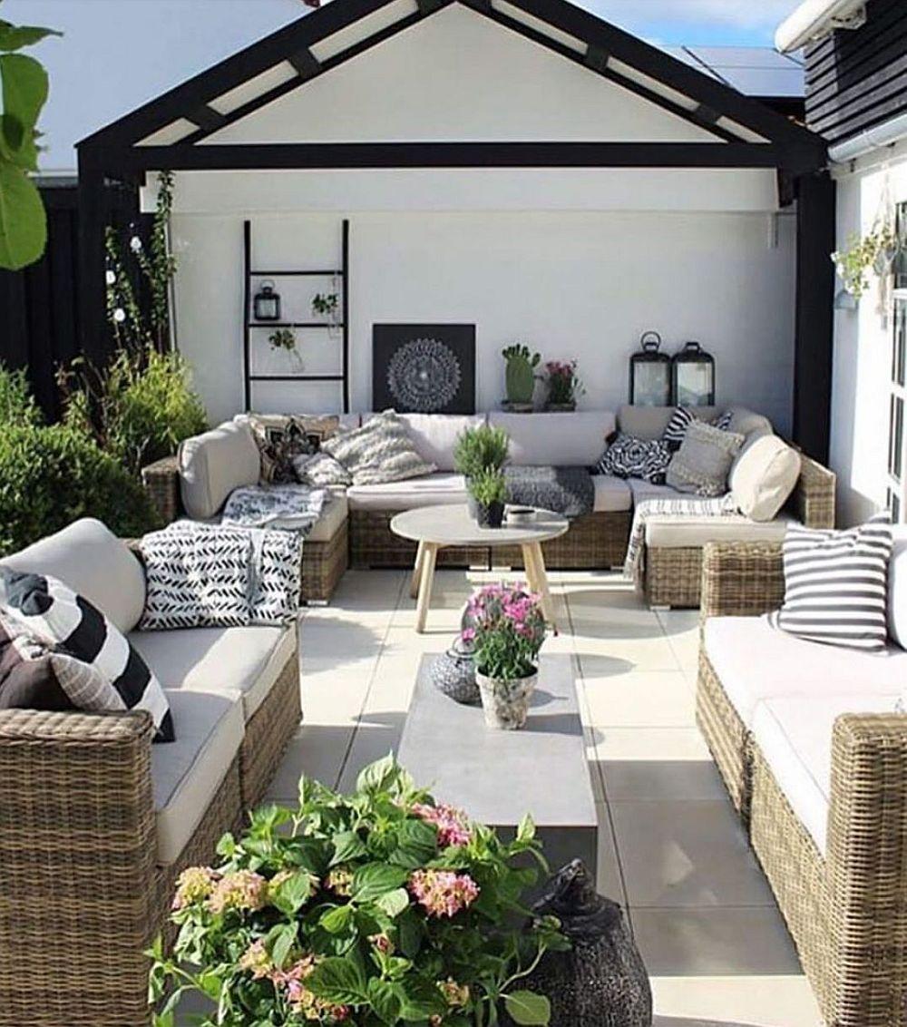 adelaparvu.com despre terasa in stil Nordic Boho, designer si foto Kristen Skovbon (3)