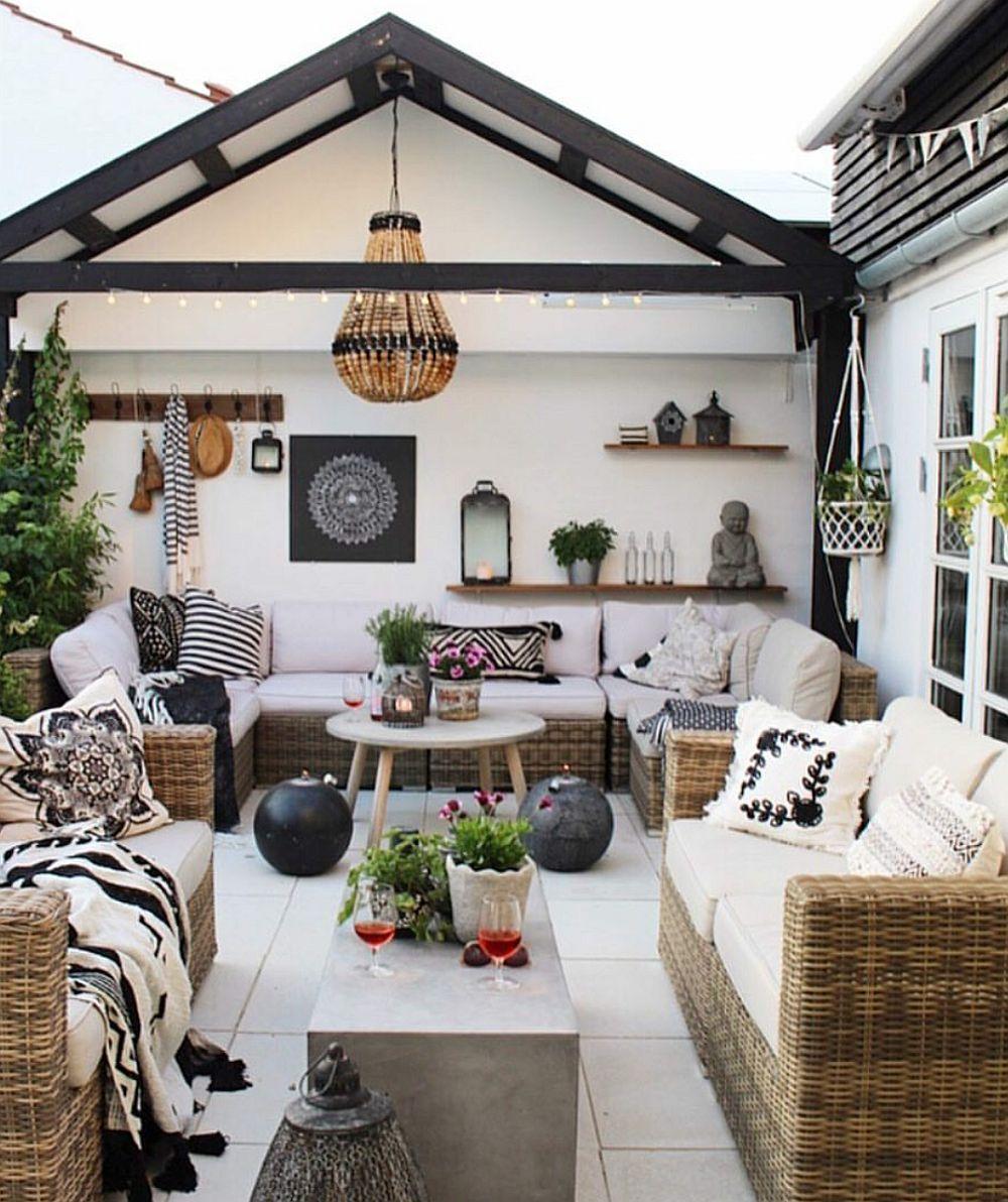 adelaparvu.com despre terasa in stil Nordic Boho, designer si foto Kristen Skovbon (6)