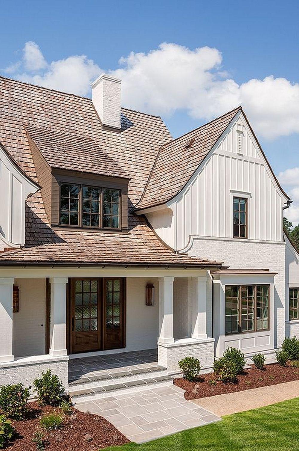 adelaparvu.com despre acoperis din lemn de cedru si lemn cedru pentru fadate de la Georoof (18)