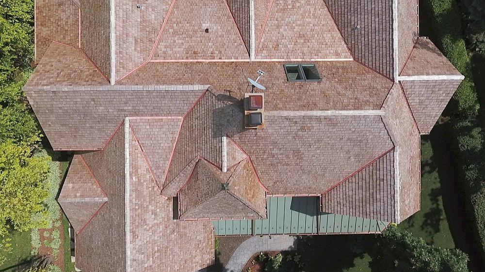 adelaparvu.com despre acoperis din lemn de cedru si lemn cedru pentru fadate de la Georoof (6)