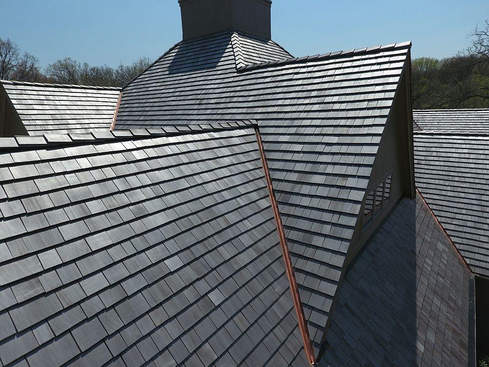 adelaparvu.com despre acoperis din lemn de cedru si lemn cedru pentru fadate de la Georoof (7)