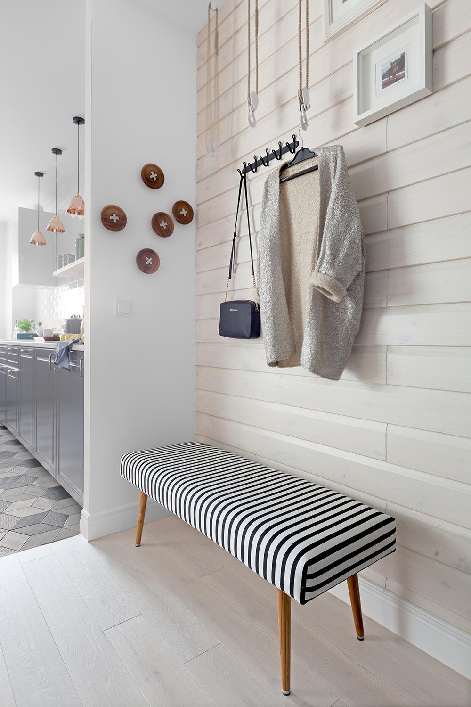 adelaparvu.com despre apartament 90 mp in stil scandinav, design Domagala Design, Foto Ayuko Studio (1)