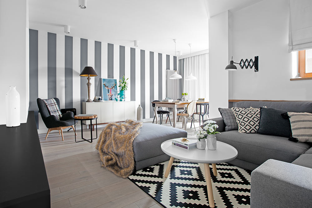adelaparvu.com despre apartament 90 mp in stil scandinav, design Domagala Design, Foto Ayuko Studio (3)