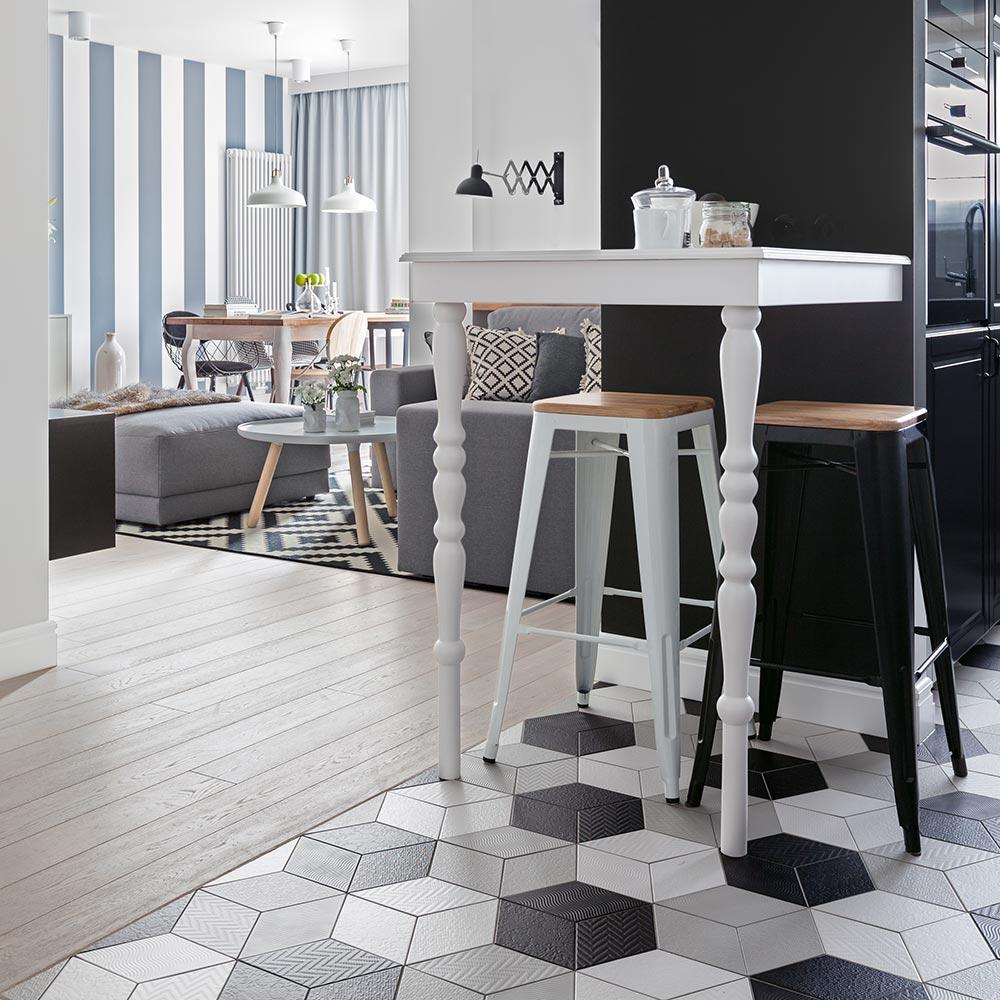 adelaparvu.com despre apartament 90 mp in stil scandinav, design Domagala Design, Foto Ayuko Studio (5)