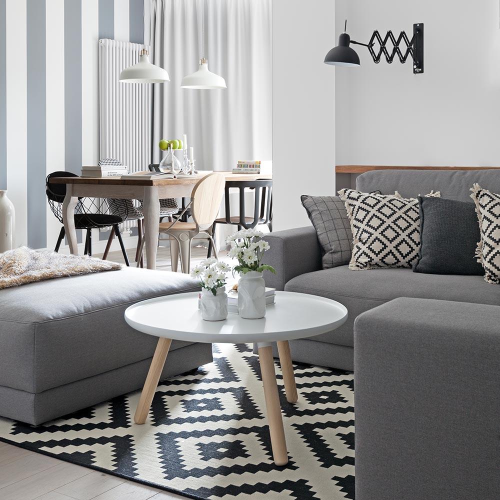 adelaparvu.com despre apartament 90 mp in stil scandinav, design Domagala Design, Foto Ayuko Studio (7)