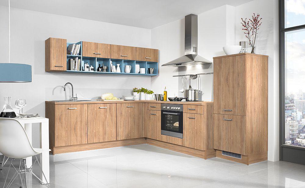 Gama de bucătării Impuls fabricate în Germania.