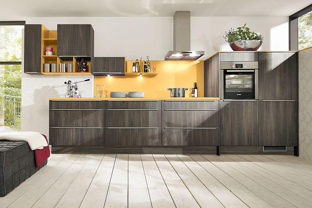 Gama de bucătării Impuls fabricată în Germania disponibilă prin kika.