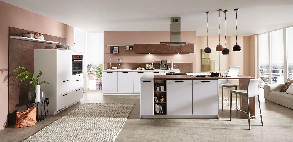 Bucătărie Nobilia model Fashion disponibilă prin kika.