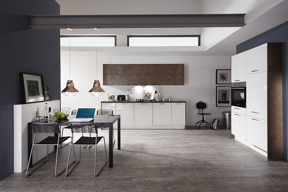 Bucătărie Nobilia model Flash disponibilă prin kika.