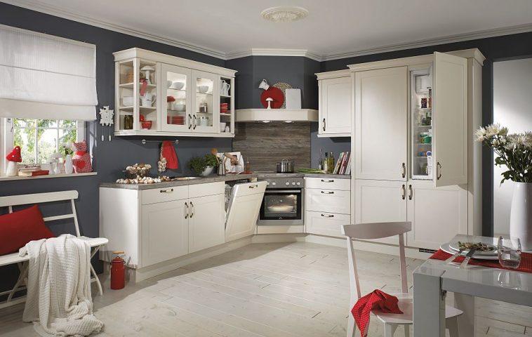 Bucătărie Nobilia fabricată în Germania. Model Lucca, disponibil prin kika. Bucătăriile Nobilia de la kika, fabricate în Germania, pot fi echipate cu cele mai moderne soluţii de depozitare, de la sisteme de compartimentare pentru sertare, elemente tip carusel pentru colt şi până la prize încastrate în blat.