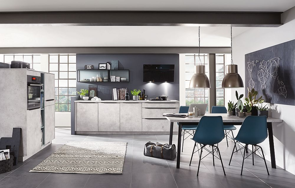Bucătărie Nobilia model Speed disponibilă prin kika.