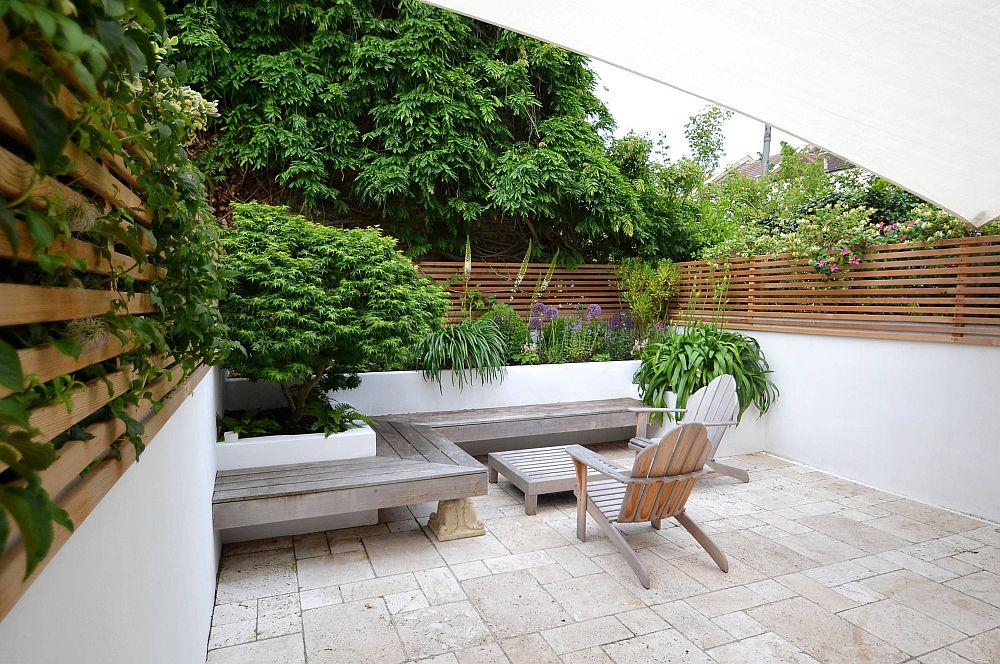 adelaparvu.com despre gradina urbana in curte mica, design Living Colour Gardens (2)