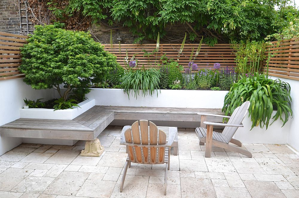 adelaparvu.com despre gradina urbana in curte mica, design Living Colour Gardens (5)