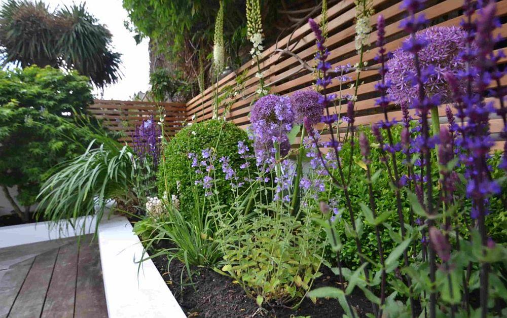 adelaparvu.com despre gradina urbana in curte mica, design Living Colour Gardens (7)