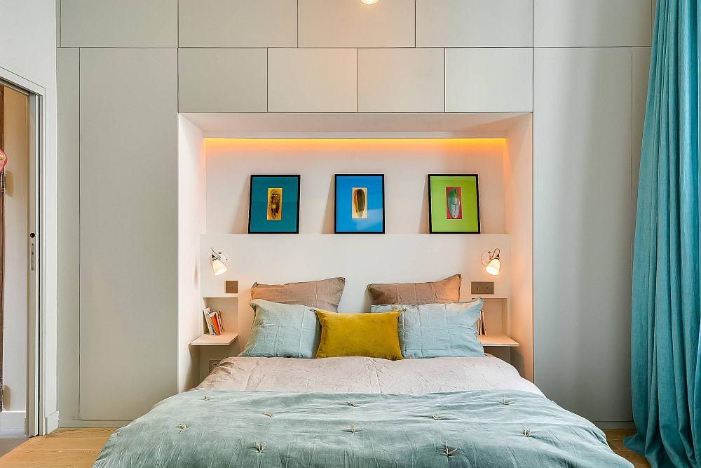 adelaparvu.com despre apartament 50 mp Paris, designer Tatiana Nicol (2)