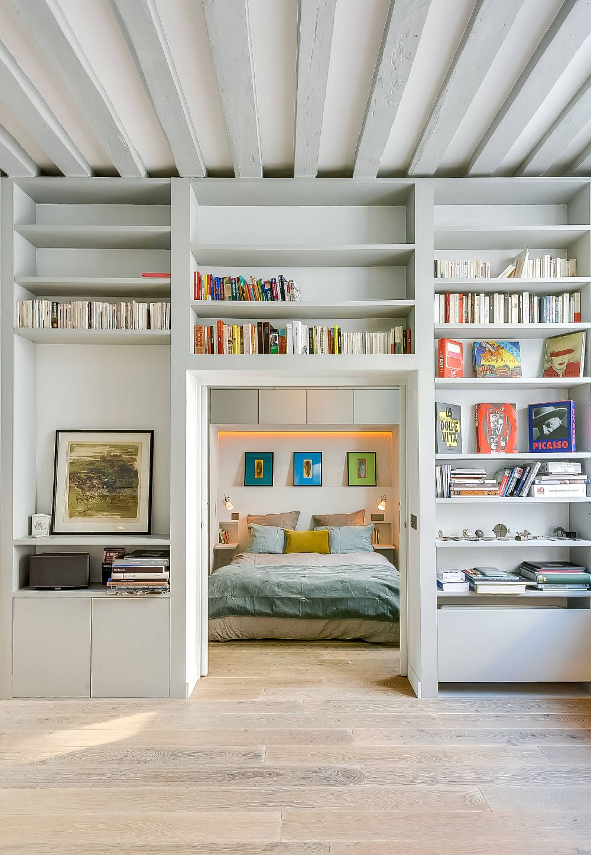 adelaparvu.com despre apartament 50 mp Paris, designer Tatiana Nicol (3)
