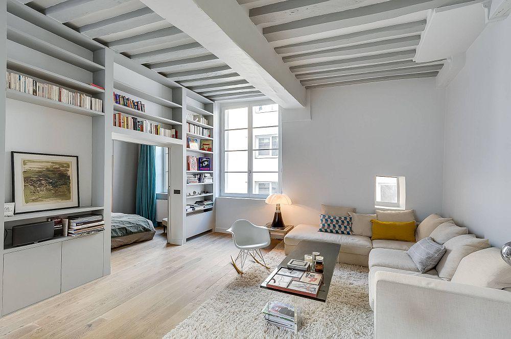 adelaparvu.com despre apartament 50 mp Paris, designer Tatiana Nicol (6)
