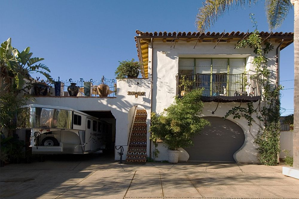 Casa Valencia Tree, arhitect Jeff Shelton