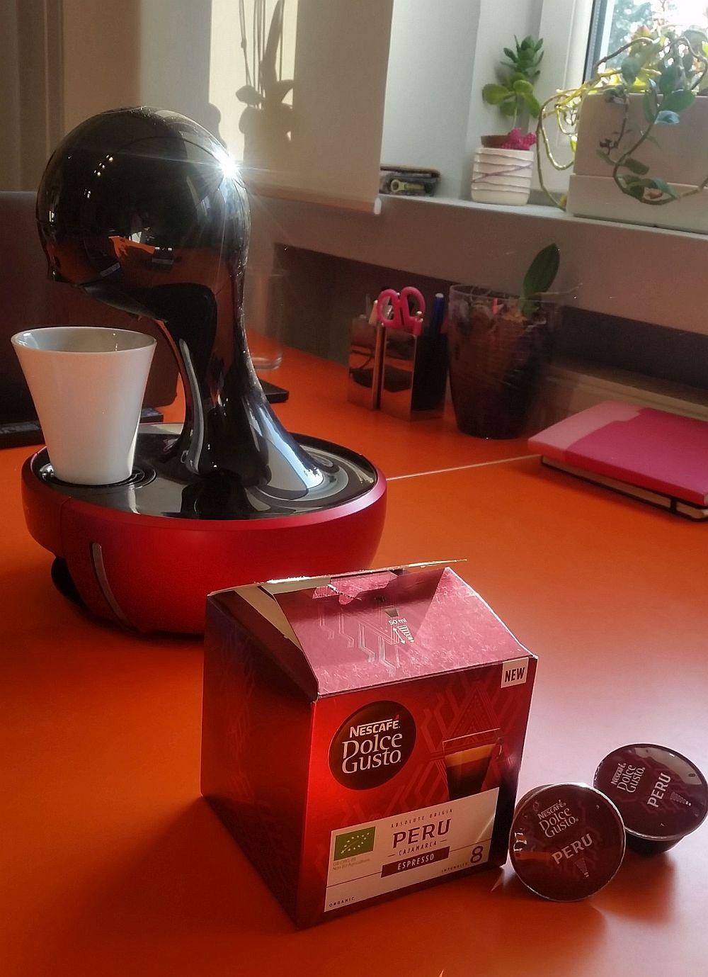 adelaparvu.com despre cafea bio si concurs Nescafe Dolce Gusto, Peru cafea