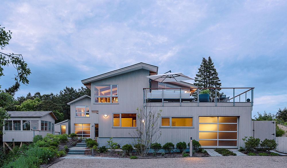 adelaparvu.com despre casa moderna in stil marin, design Pinney Designs, SUA (10)