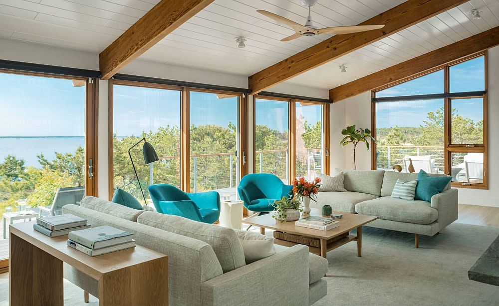 adelaparvu.com despre casa moderna in stil marin, design Pinney Designs, SUA (2)