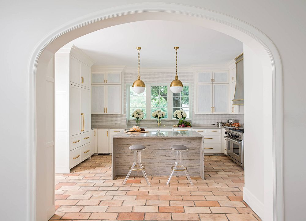 adelaparvu.com despre interioare cu roz pudrat si auriu, Foto Isler Homes