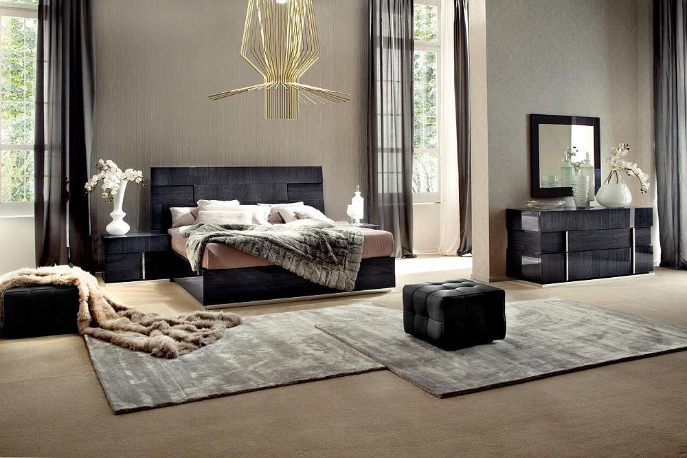 """Dormitor din gama premium """"Monte Carlo"""", fabricat în Germania disponibil prin kika. Vezi dimensiuni, număr piese, finisaje, preț AICI."""