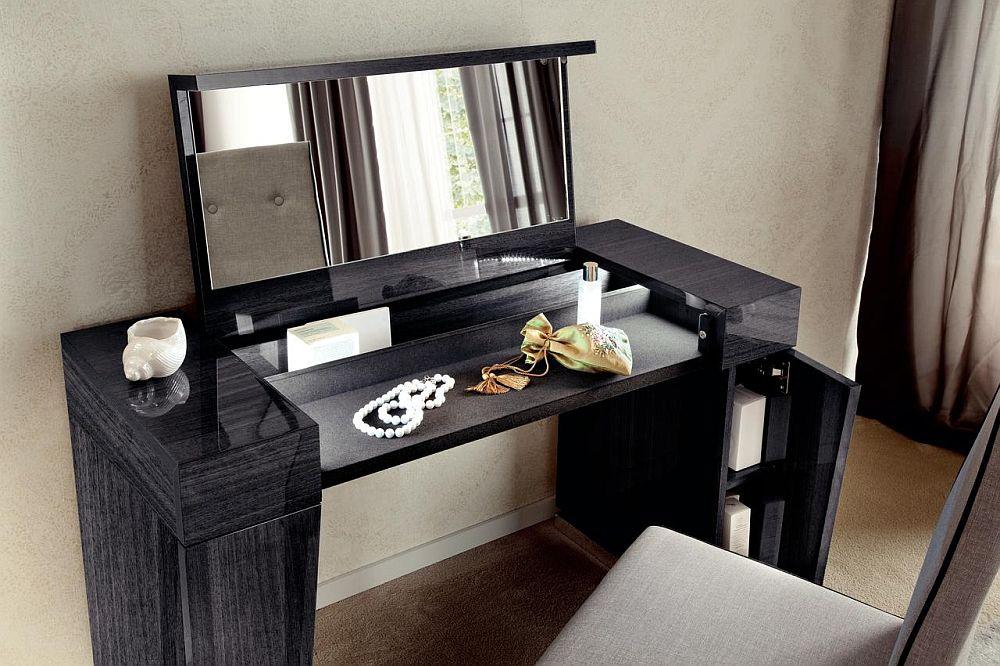 """Masă de toaletă din gama premium """"Monte Carlo"""", fabricată în Germania disponibilă prin kika. Vezi dimensiuni și preț AICI."""