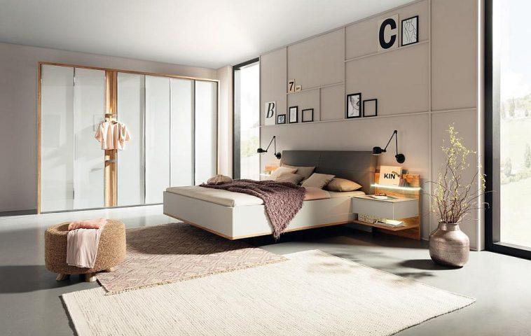 """Dormitor """"Combino Plus"""", brand Nolte, fabricat în Germania. Preț la cerere."""