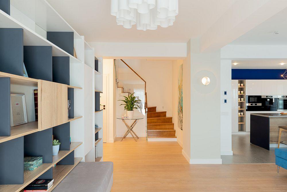 adelaparvu.com despre amenajare penthouse Bucuresti, design Pure Mess Design (11)