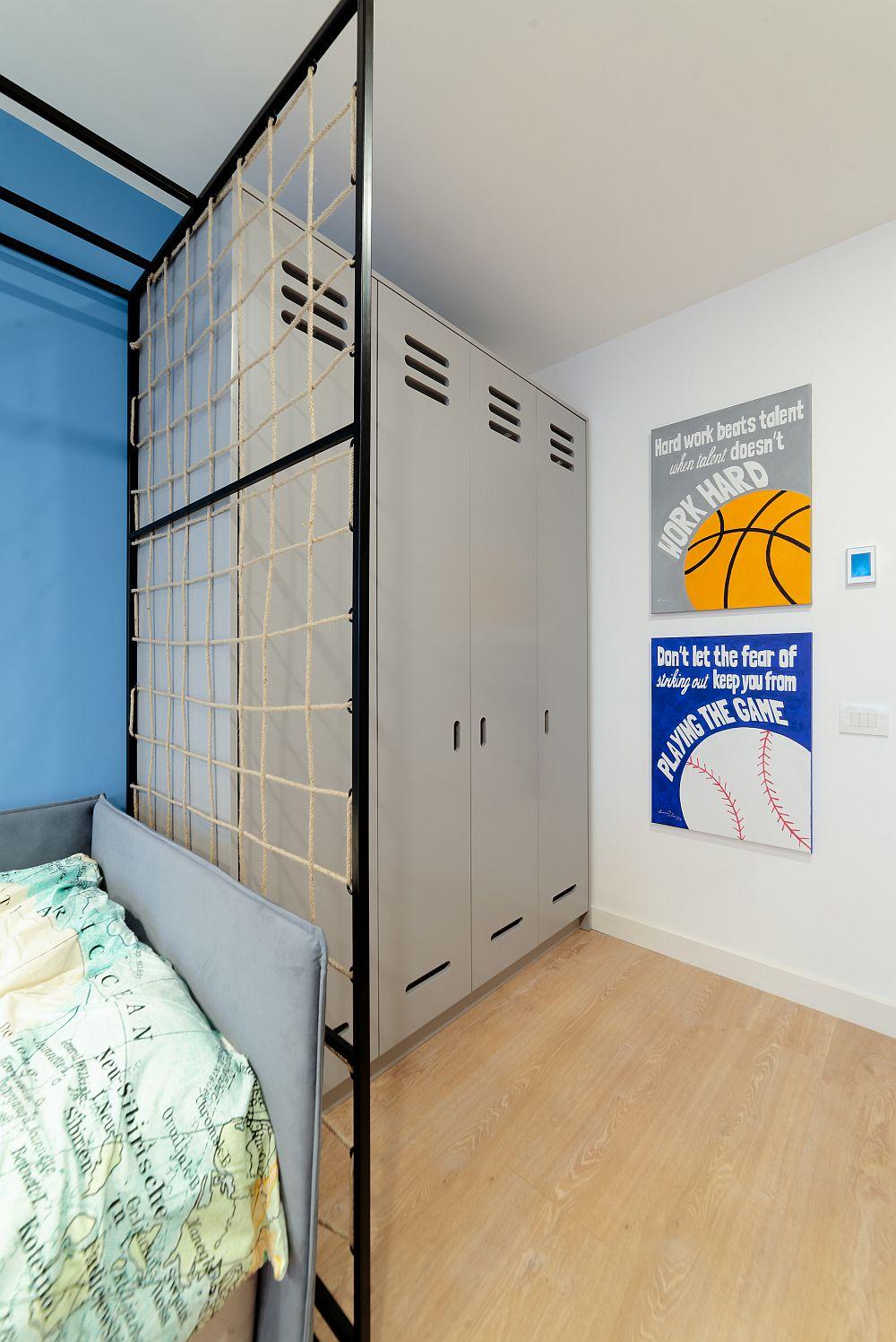 adelaparvu.com despre amenajare penthouse Bucuresti, design Pure Mess Design (64)