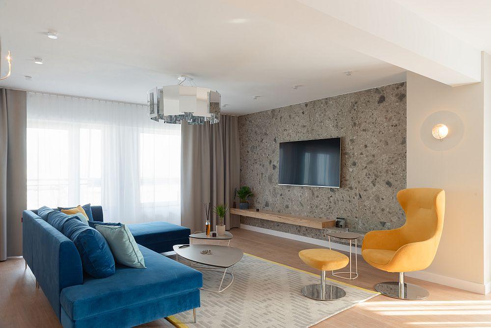 adelaparvu.com despre amenajare penthouse Bucuresti, design Pure Mess Design (9)