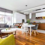 adelaparvu.com despre apartament lung si ingust 70 mp, interior design Desenie, Foto Marcin Urban (6)